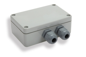analogue converter for flow meters