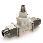 FT2 turbine flow meter with stainless steel fittings (st st fittings)