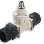FT2 Turbine Flow Meter with PVC fittings