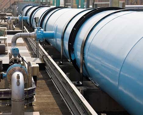 flow metering pipeline